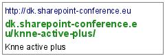 http://dk.sharepoint-conference.eu/knne-active-plus/